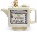 Электрочайник Fun teapot