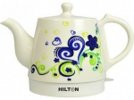 Керамический электрочайник-хамелеон Hilton WK 9233 (меняет цвет при нагреве)