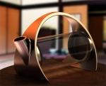 Электрочайник Serapot от Yanko Design