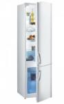 Двухкамерный холодильник среднего размера Gorenje RK 41200 W