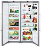 Большой многокамерный холодильник Liebherr SBS 7212