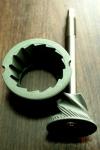 Керамические жернова кофемолки Kyocera Ceramic CM045CF